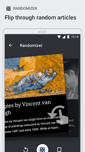 Wikipedia Beta android2mod screenshots 3