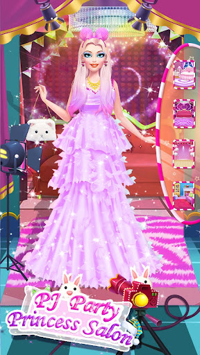 ud83dudc84ud83dudc67PJ Party - Princess Salon 2.8.5036 screenshots 8