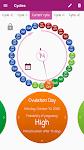 screenshot of OvTracker – Ovulation & Fertility Tracker