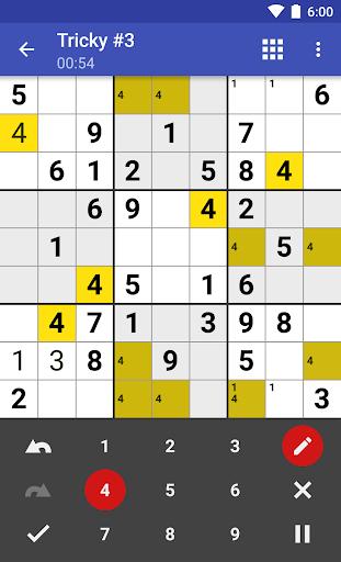 Andoku Sudoku 3 1.17.0 screenshots 4