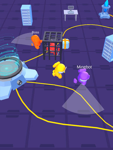 Imposter Hunt: City on Fire 1.0.14 screenshots 8