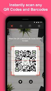 QR Scanner : QR code maker, barcode Scanners (PREMIUM) 2.6 Apk 1