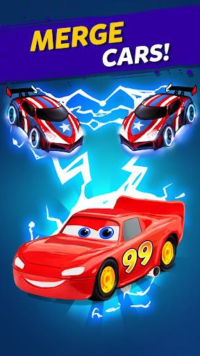 Merge Neon Car: Car Merger 2.0.17 screenshots 2