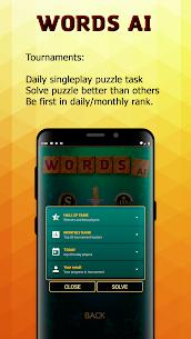 Word Games AI (Free offline games) Apk Download 2021 4