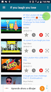 Funny Videos Tracker Screenshot