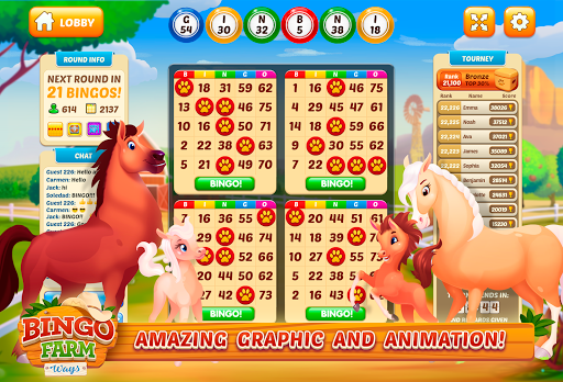 Bingo Farm Ways: Bingo Games  screenshots 11