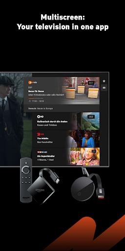 Zattoo - TV Streaming App apktram screenshots 6