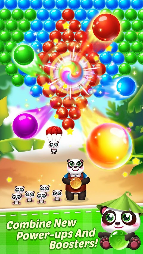 Bubble Shooter 3 Pandaのおすすめ画像2