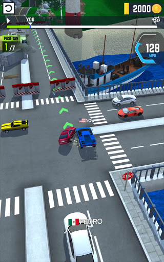 Turbo Tap Race modavailable screenshots 8
