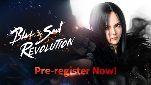Blade&Soul: Revolution Varies with device screenshots 1