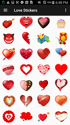 ILove Stickers - Free android2mod screenshots 5
