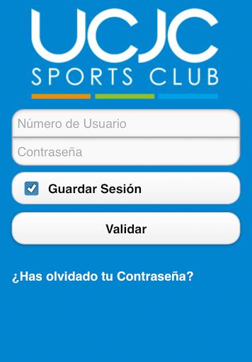 reservas ucjc sports club screenshot 1