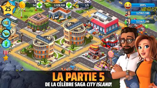 Code Triche City Island 5 - Simul. de construction hors ligne mod apk screenshots 3