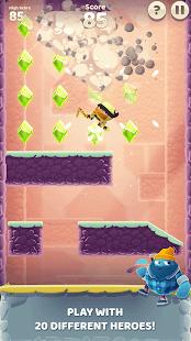 Canyon Crash: Fall Down