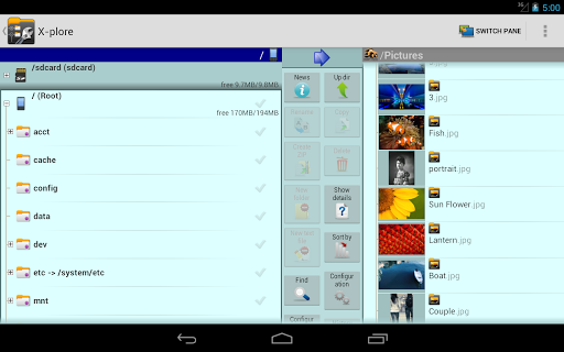 X-plore File Manager 4.23.20 Screenshots 12