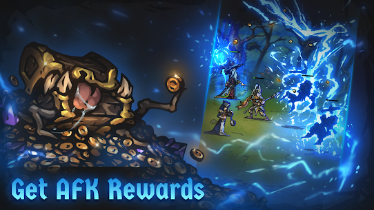 Darkest AFK – Free Idle RPG Offline & PVE Battler Mod Apk 1.0.45 (Unlimited Currencies) 7