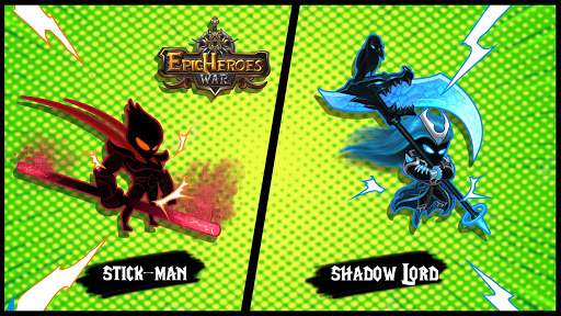Epic Heroes War: Shadow Lord Stickman - Premium modavailable screenshots 3