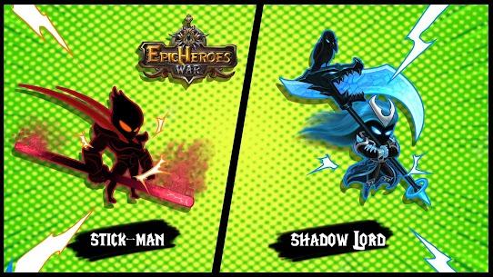 Epic Heroes War: Shadow Lord Stickman – Premium 3