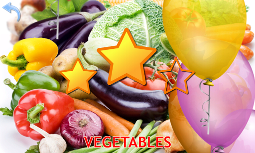 Fruits and Vegetables for Kids 8.3 Screenshots 8