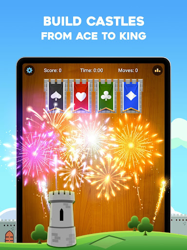 Castle Solitaire: Card Game 1.3.2.607 screenshots 7