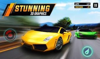 Highway Traffic Car Racing
