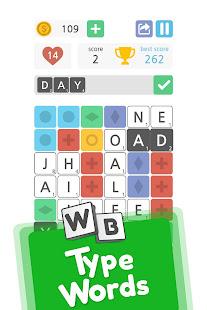 Words & Blocks: Blast and Type!