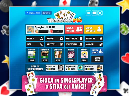 Tressette Piu00f9 - Giochi di Carte Social 3.1.8 screenshots 8