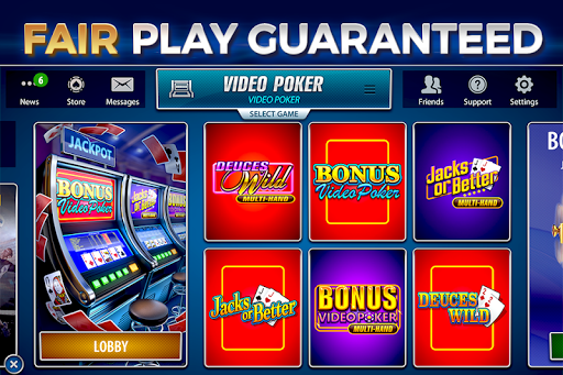 Video Poker by Pokerist 39.5.1 screenshots 1