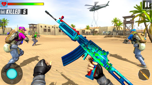 Fps Shooting Strike - Counter Terrorist Game 2019 1.0.28 screenshots 9