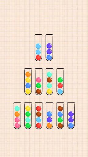 BallPuz: Ball Color Sorting Puzzle Games Apkfinish screenshots 3