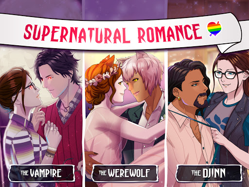 Lovestruck Choose Your Romance 8.2 screenshots 11