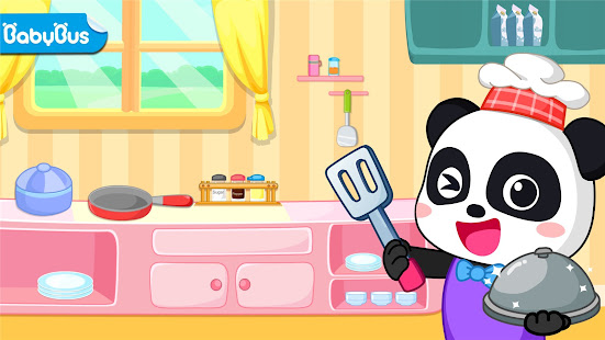 My Baby Panda Chef 8.56.00.00 Screenshots 1