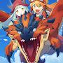 Monster Hunter Riders icon