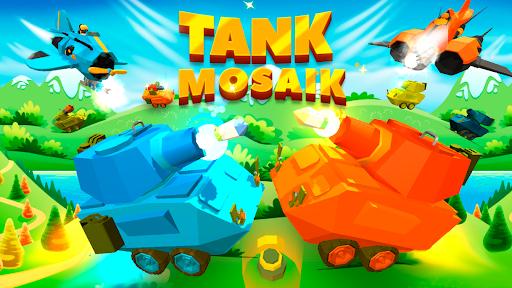 Animated puzzles tank  screenshots 2