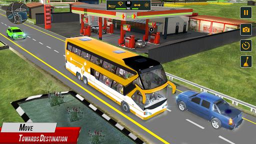 Super Coach Driving 2021 : Bus Free Games 2021 screenshots 18
