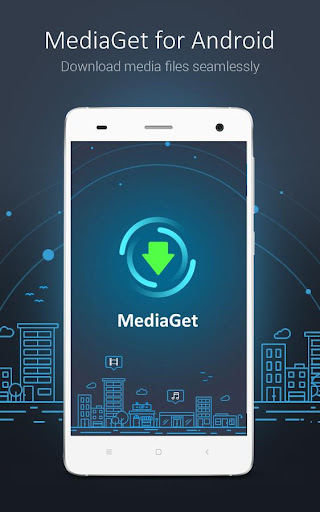MediaGet - torrent client ss1