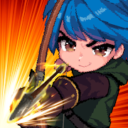 Dungeon & Hunter : Legendary Archer Pixel Idle RPG