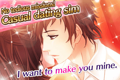 a slick romance: otome games free dating sim screenshot 2