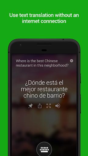 Microsoft Translator 3.3.460i b1322410 screenshots 1