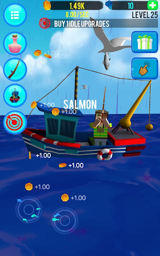 Fishing Clicker Game  screenshots 13