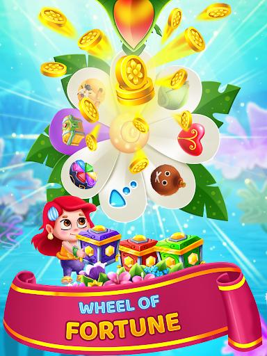 Flower Games - Bubble Shooter 4.2 screenshots 10