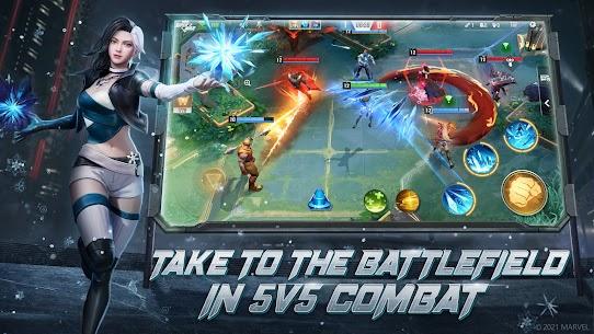 MARVEL Super War Mod 3.15.0 Apk (Unlimited Money) 2