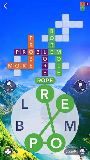 Words of Wonders: Crossword to Connect Vocabulary Apkfinish screenshots 6