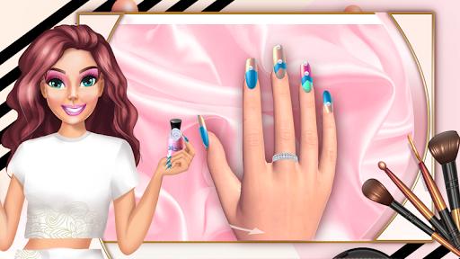 3D Nail Art Games for Girls  Screenshots 4