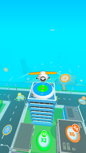 Sky Glider 3D Mod Apk (Unlimited Golds) 4