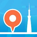 行き方案内 地図・徒歩ナビ・乗り換え案内アプリ(無料) - ジョルダン乗換案内シリーズ