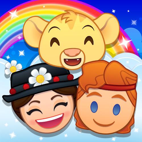 Disney Emoji Blitz - Disney Match 3 Puzzle Games 43.0.0