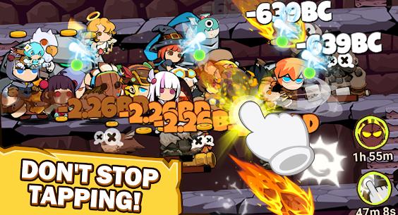 Tap Dungeon Hero MOD APK (Unlocked All Members) Download 9