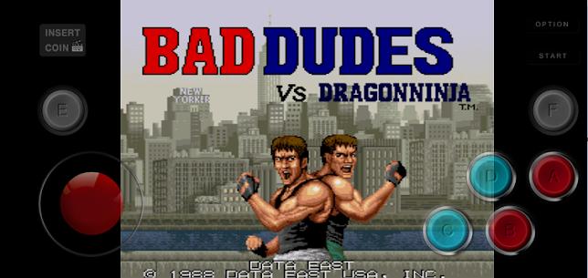 Free Bad Duds vs Dragon Ninja Arcade NEW 2021 **** 2