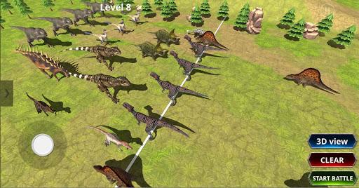 Jurassic Epic Dinosaur Battle Simulator Dino World 1.0.1 screenshots 7